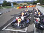 Go karting near Lerici