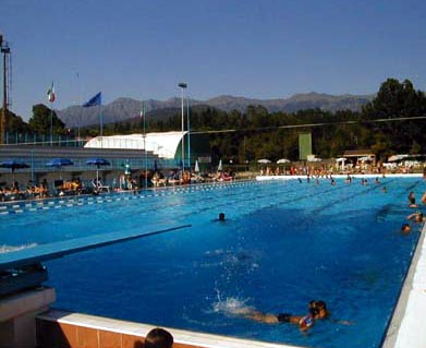 Villafranca swimming pool
